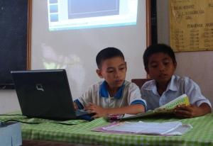 Pembelajaran Menggunakan e-learning